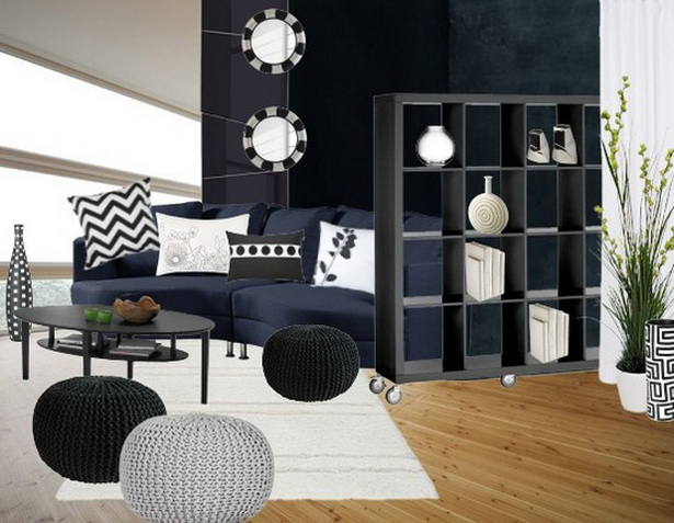 stylische wohnideen. Black Bedroom Furniture Sets. Home Design Ideas