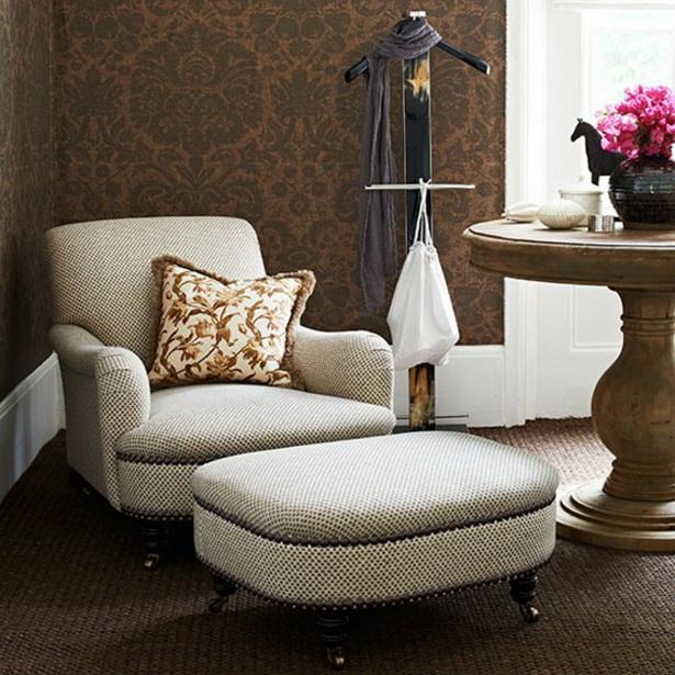 tapeten farben ideen. Black Bedroom Furniture Sets. Home Design Ideas