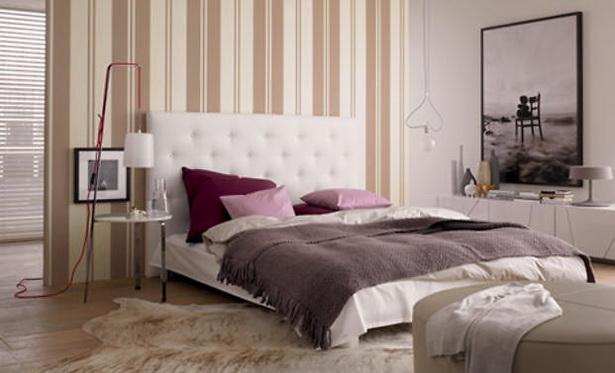 tapeten gestalten ideen. Black Bedroom Furniture Sets. Home Design Ideas