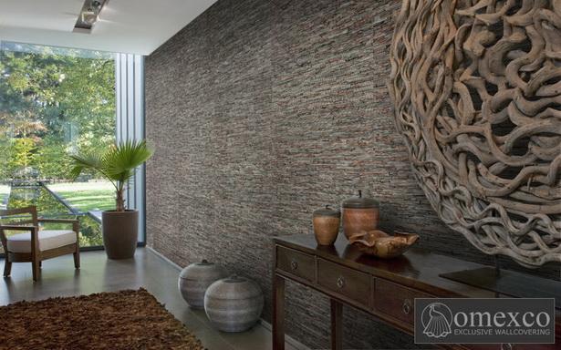 Tapeten modern wohnzimmer