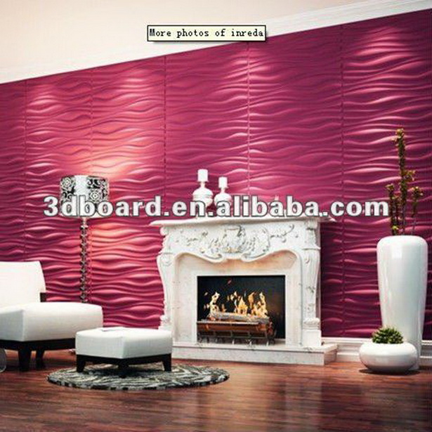 tapeten modern wohnzimmer. Black Bedroom Furniture Sets. Home Design Ideas