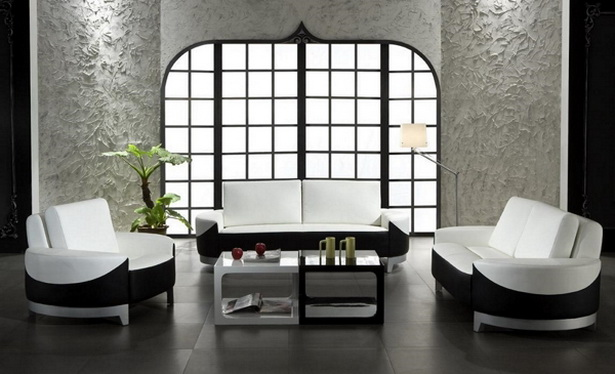 tapetengestaltung f r wohnzimmer. Black Bedroom Furniture Sets. Home Design Ideas