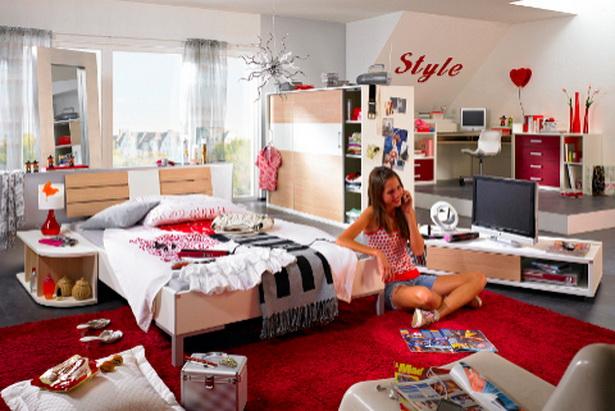 teenager zimmer einrichten. Black Bedroom Furniture Sets. Home Design Ideas