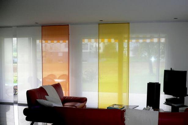 vorh nge wohnzimmer ideen. Black Bedroom Furniture Sets. Home Design Ideas