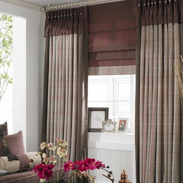 vorh nge wohnzimmer modern. Black Bedroom Furniture Sets. Home Design Ideas