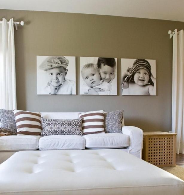 70 Moderne Innovative Luxus Interieur Ideen Fürs Wohnzimmer: Wanddeko Wohnzimmer Ideen