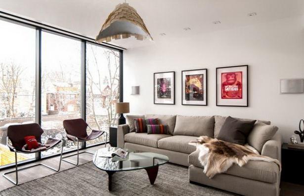 Wanddekoration wohnzimmer
