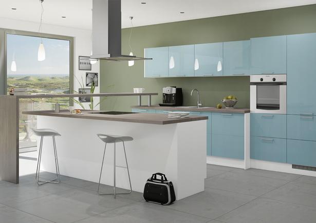 wandfarbe f r k che. Black Bedroom Furniture Sets. Home Design Ideas