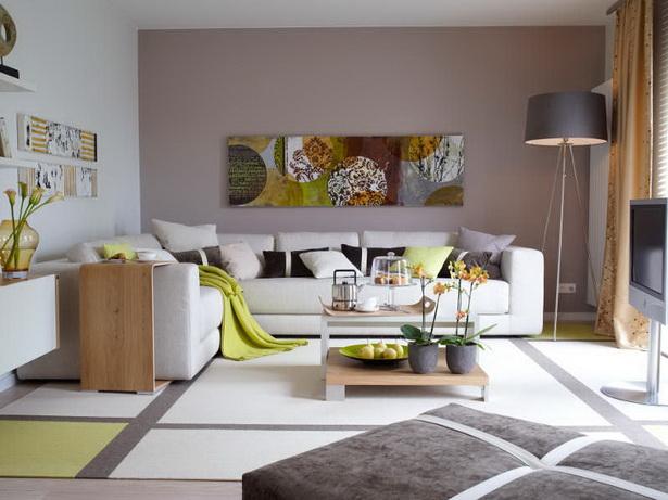 Wandfarbe fürs wohnzimmer
