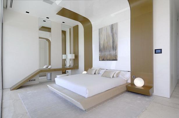 Wandfarbe Schlafzimmer Beispiele : Wandfarbe schlafzimmer beispiele