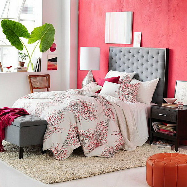 schlafzimmer ideen pink. Black Bedroom Furniture Sets. Home Design Ideas