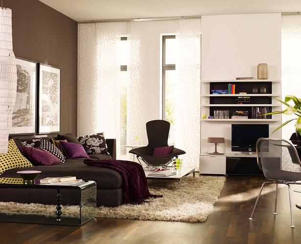 wohnzimmer ideen braun couch:Wohnzimmer Ideen Braun Couch #1