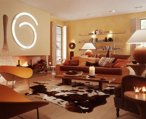 wandfarben wohnzimmer bilder – Dumss.com