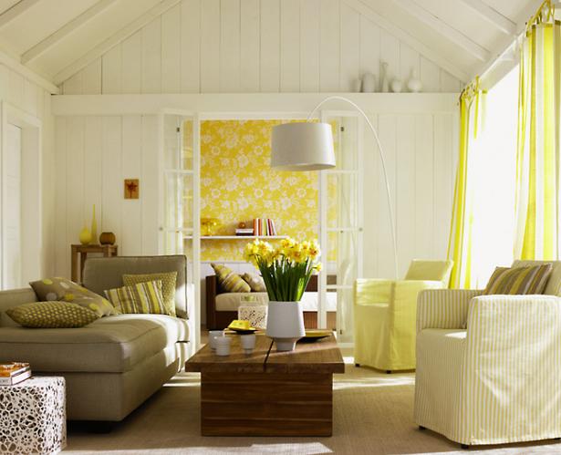 Wandfarben für wohnzimmer