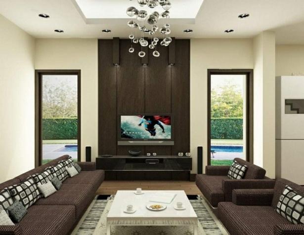 Wandgestaltung im wohnzimmer - Grose wohnzimmer wandgestaltung ...