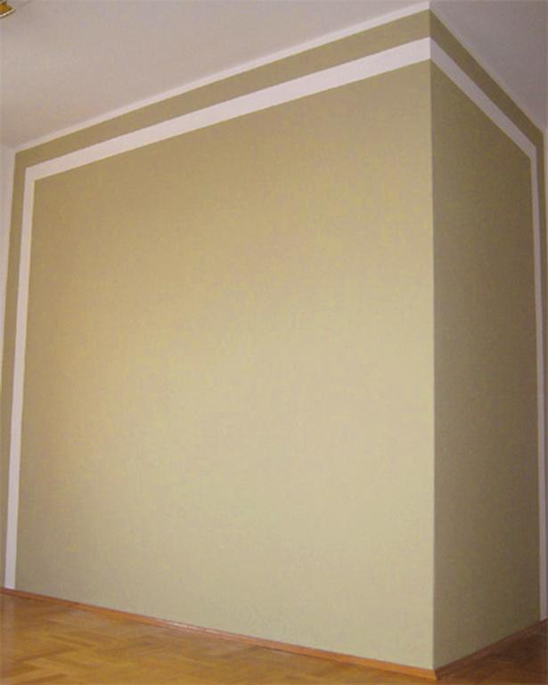 wandgestaltung im wohnzimmer. Black Bedroom Furniture Sets. Home Design Ideas