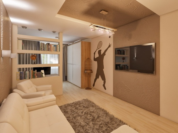 Wandgestaltung jugendzimmer junge for Jugendzimmer gestalten junge