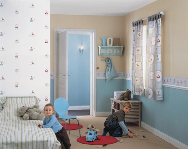 Wandgestaltung kinderzimmer junge for Kinderzimmer wandgestaltung