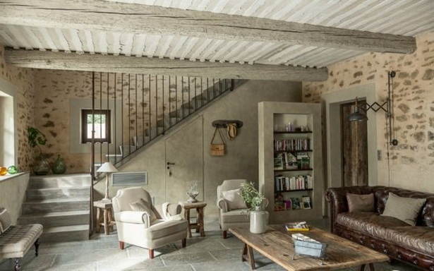 emejing wandgestaltung landhausstil wohnzimmer ideas. Black Bedroom Furniture Sets. Home Design Ideas