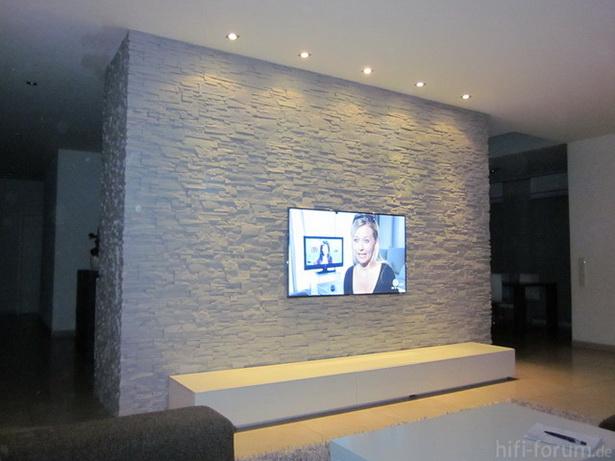 Steine An Wand Malen : Riemchen Steine Wohnzimmer  Wandsteine für wohnzimmer