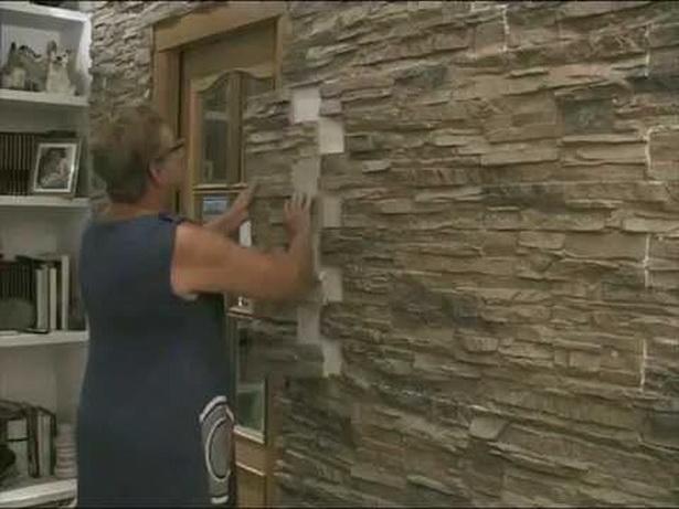 wohnzimmer wand steine:Wandsteine für wohnzimmer