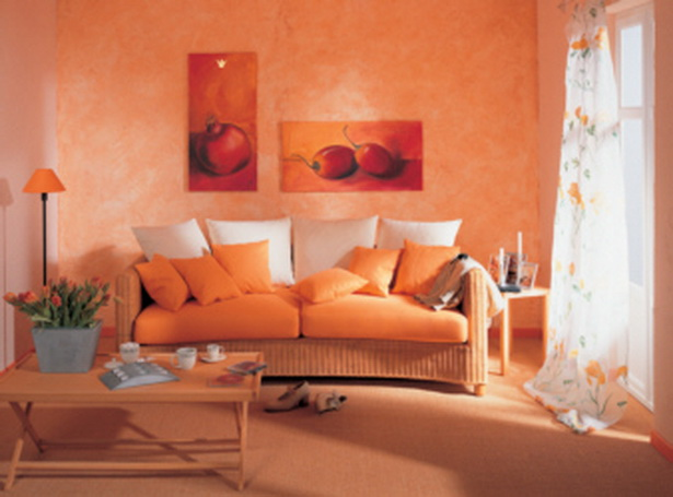 warme farben f r wohnzimmer. Black Bedroom Furniture Sets. Home Design Ideas