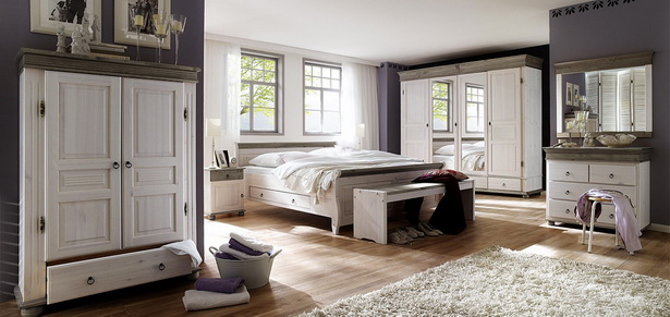 wei e m bel im landhausstil. Black Bedroom Furniture Sets. Home Design Ideas
