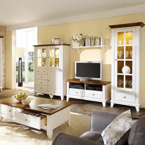 Weiße Möbel Landhausstil