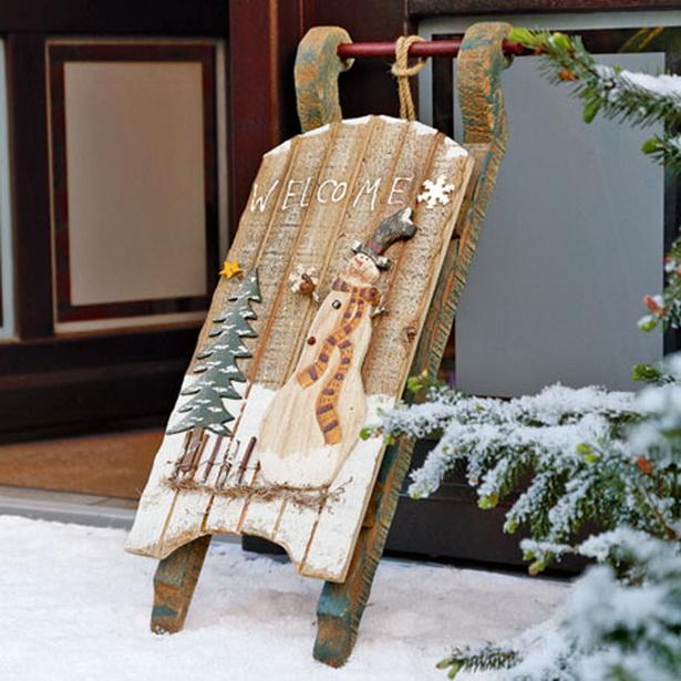 Weihnachtsdeko im landhausstil - Weihnachtsdeko landhausstil aussen ...