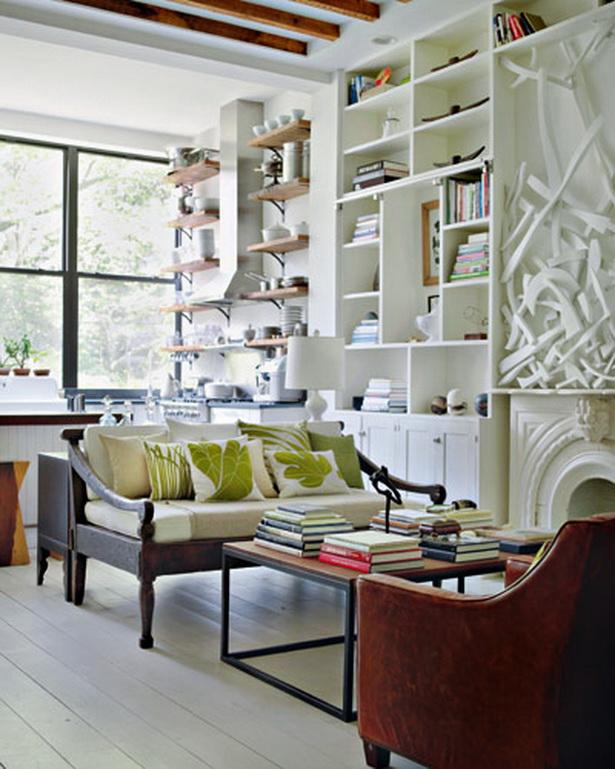 wohnen einrichtungsideen. Black Bedroom Furniture Sets. Home Design Ideas