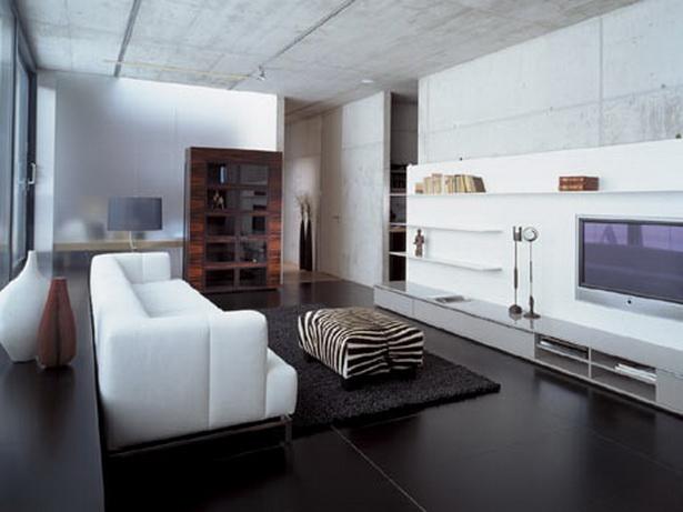 wohnidee wohnzimmer modern. Black Bedroom Furniture Sets. Home Design Ideas
