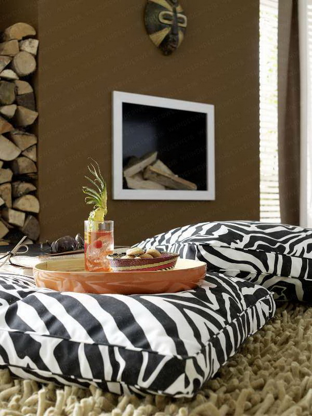 wohnideen afrika style. Black Bedroom Furniture Sets. Home Design Ideas