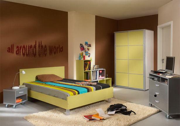 wohnideen f r jugendzimmer. Black Bedroom Furniture Sets. Home Design Ideas