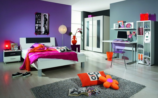 wohnideen f r jugendzimmer. Black Bedroom Furniture Sets. Home Design Ideas