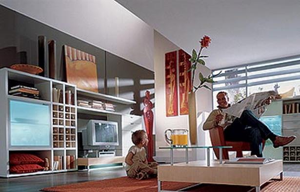Wohnzimmer junges wohnen raum und m beldesign inspiration for Quadratisches jugendzimmer einrichten