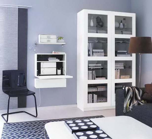 regale f r kleine r ume 1001 ideen zum thema kleine r ume geschickt einrichten moderne ideen. Black Bedroom Furniture Sets. Home Design Ideas