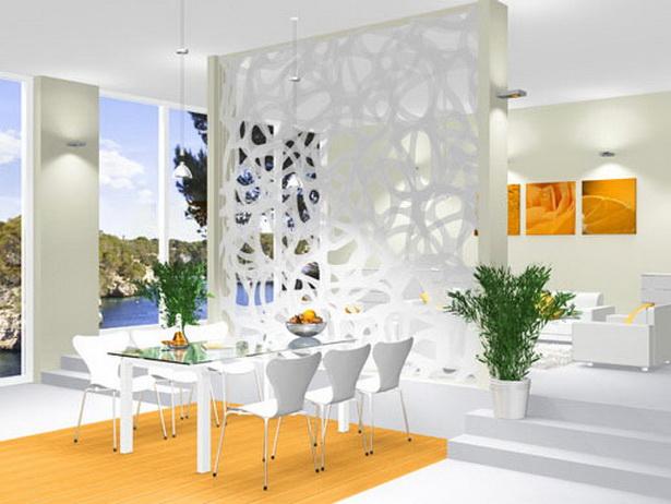 Wohnideen raumteiler for Stylische bilder wohnzimmer