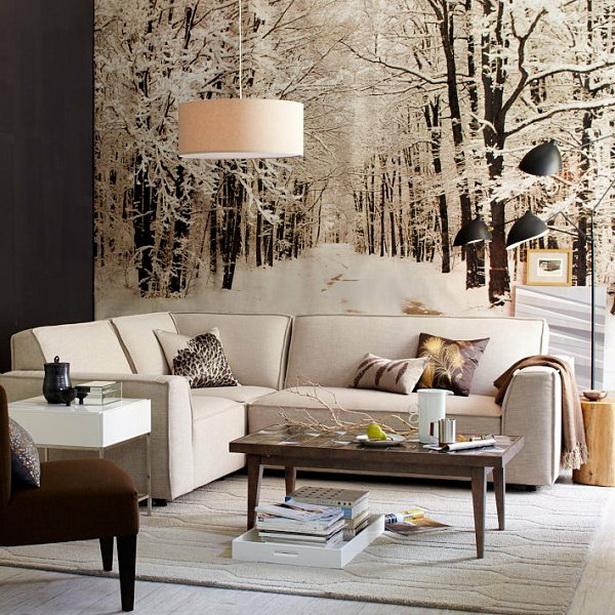 wohnideen tapeten. Black Bedroom Furniture Sets. Home Design Ideas