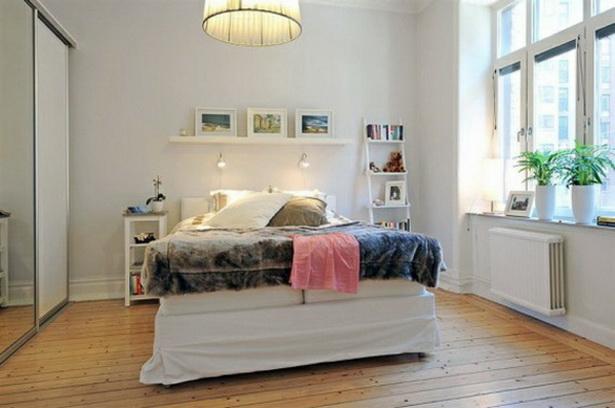 Kleines Schlafzimmer Einrichten Beispiele : einrichten