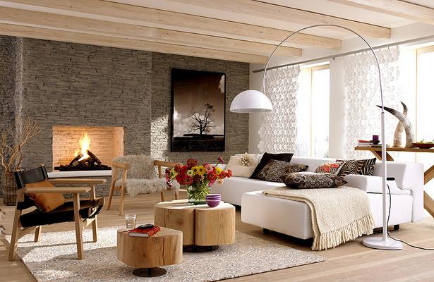 wohnung sch n einrichten. Black Bedroom Furniture Sets. Home Design Ideas