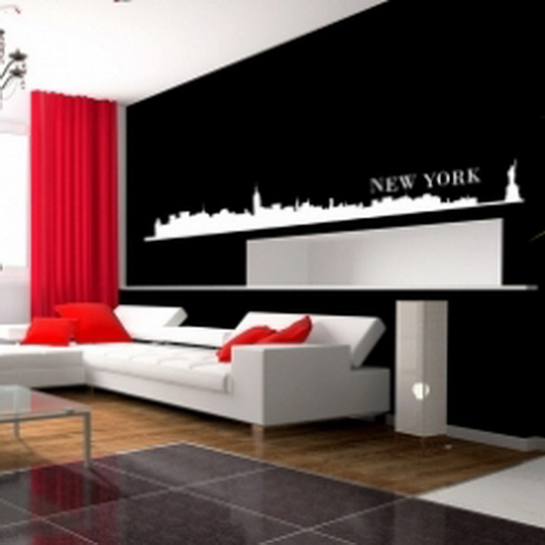 wohnungs deko. Black Bedroom Furniture Sets. Home Design Ideas