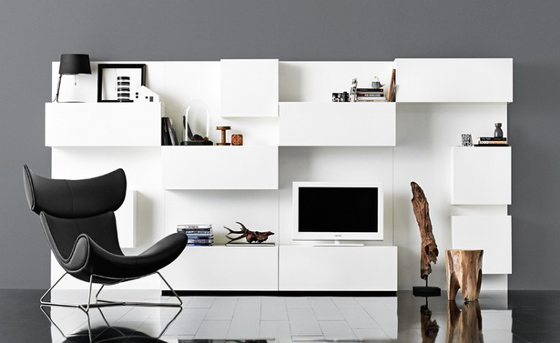 wohnwand selbst gestalten. Black Bedroom Furniture Sets. Home Design Ideas