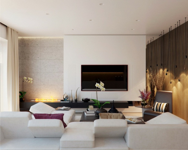 moderne wohnzimmer bilder interessante. Black Bedroom Furniture Sets. Home Design Ideas
