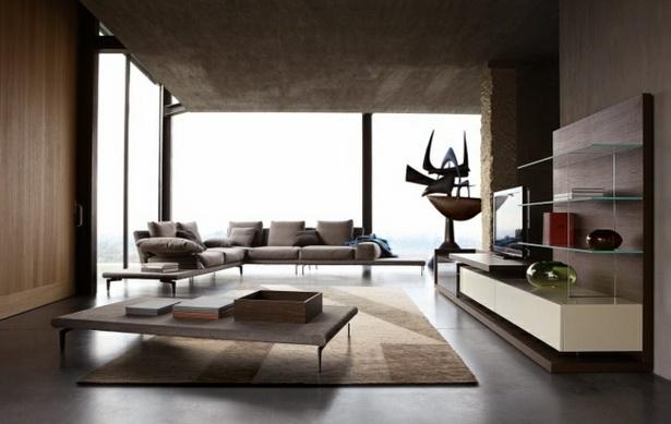 wohnzimmer beige braun:gestalten Sofa beige braun Wohnzimmer Möbel