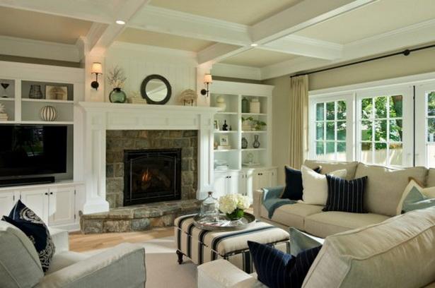 Wohnzimmer Einrichtung Gemütlich großes wohnzimmer gemütlich machen
