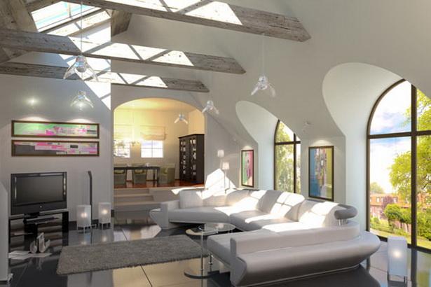 Wohnzimmer einrichtungsideen modern