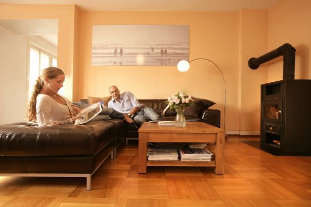 Wohnzimmer Farben Beispiele