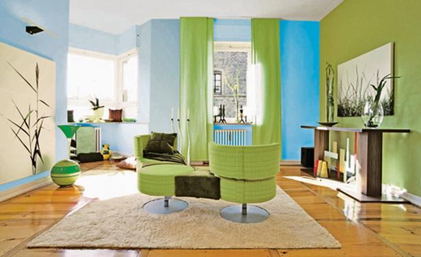 wohnzimmer farbgestaltung beispiele. Black Bedroom Furniture Sets. Home Design Ideas