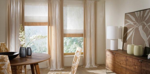 wohnzimmer gardinen. Black Bedroom Furniture Sets. Home Design Ideas