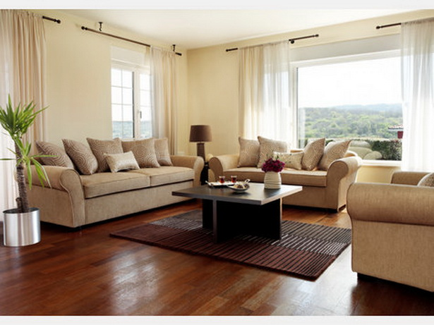 Wohnzimmer gemütlich gestalten